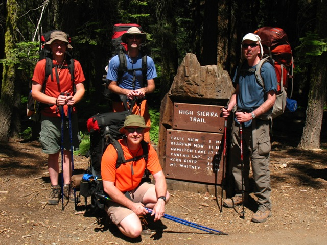 Applegate Trail Map